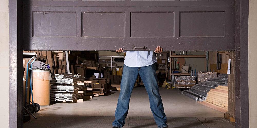 Home-Maintenance-Checklist-Balance-Your-Garage-Door