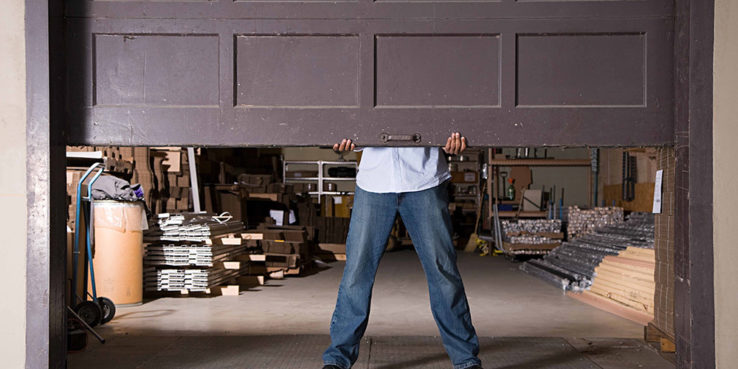 Home-Maintenance-Checklist-Balance-Your-Garage-Door