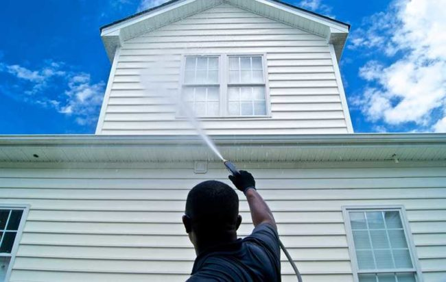 Spring Cleaning Your Home's Exterior