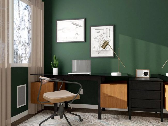 Upgrade an Extra Closet To Create a Home Office